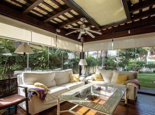 Hotelfotos: Preciosa Villa junto al mar con jacuzzi