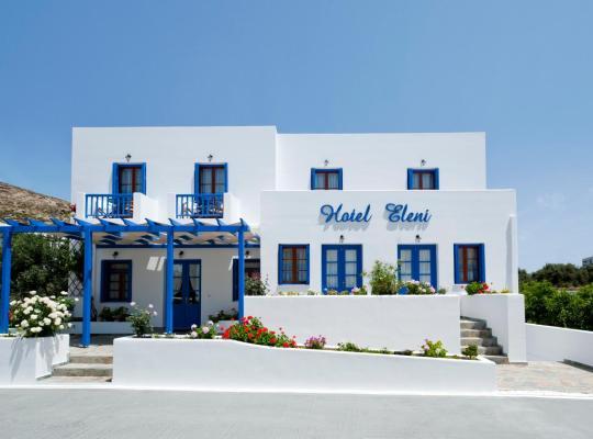 รูปภาพจากโรงแรม: Hotel Eleni