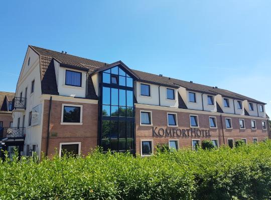 Hotel photos: KomfortHotel Grossbeeren