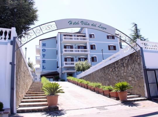 Otel fotoğrafları: Hotel Villa Del Lago