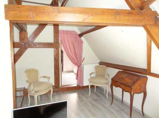 Фотографії готелю: Le chateau des eglantines