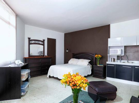 Хотел снимки: Loft Barranco Pedro de Osma