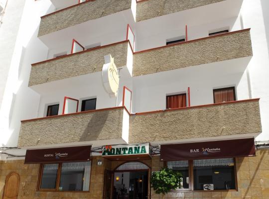 صور الفندق: Hostal Montaña