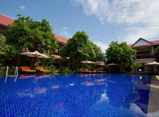 Képek: Central Boutique Angkor Hotel