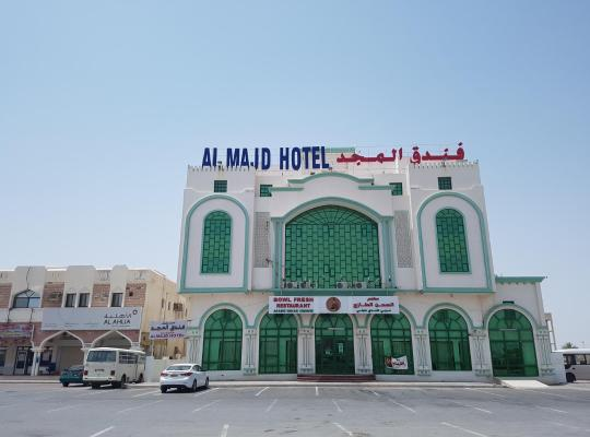 Hotel photos: Al Majd Hotel