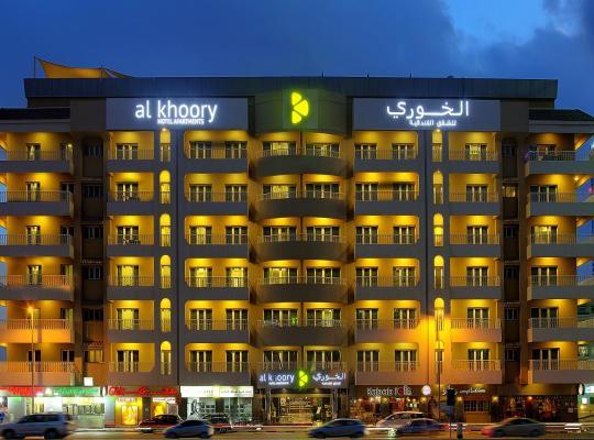 Képek: Al Khoory Hotel Apartments Al Barsha