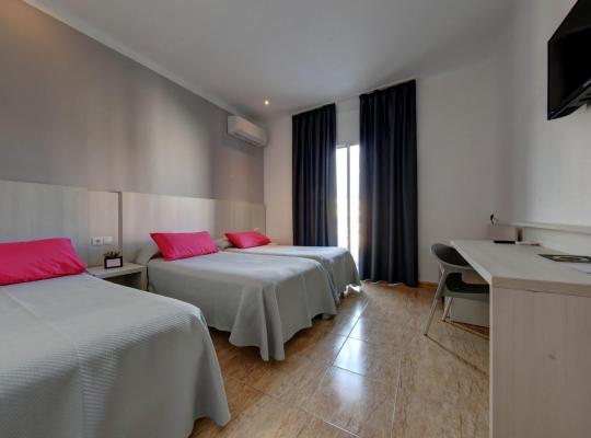 Хотел снимки: Hotel Apartamentos Solimar
