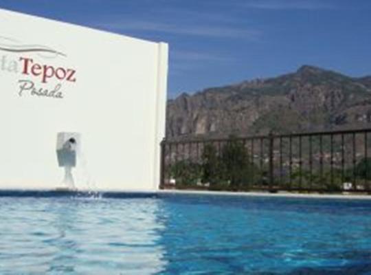酒店照片: Posada Vista Tepoz