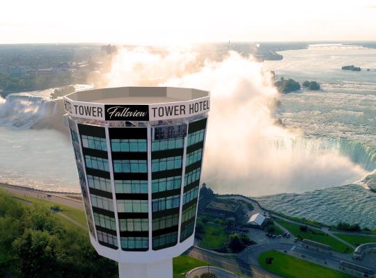 Viesnīcas bildes: Tower Hotel at Fallsview