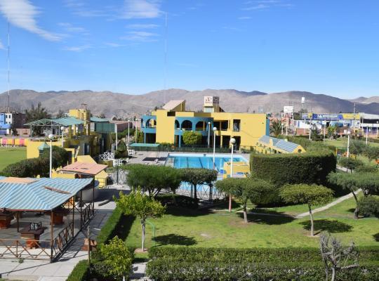 Viesnīcas bildes: Hotel Conafovicer Arequipa