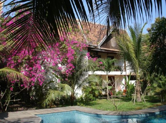 Фотографії готелю: Mysteres D'angkor Siem Reap Lodge