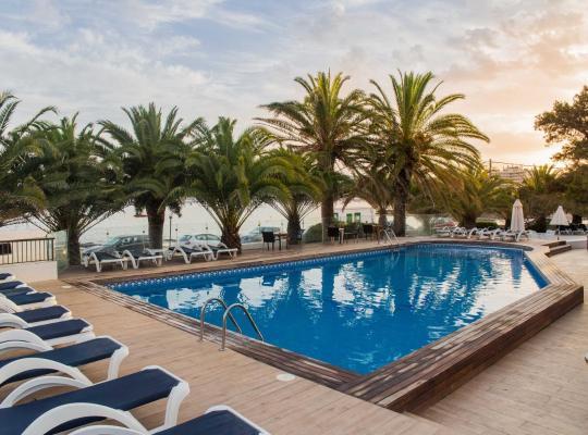 Хотел снимки: Hotel Tagomago