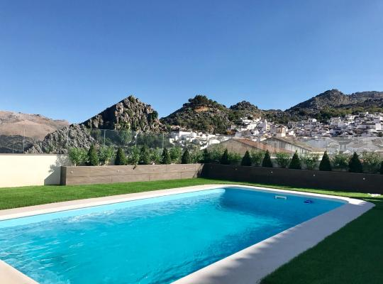 Hotel foto: Casitas Sierra de Libar