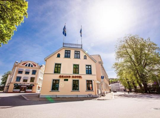 Foto dell'hotel: Grand Hotel Halden