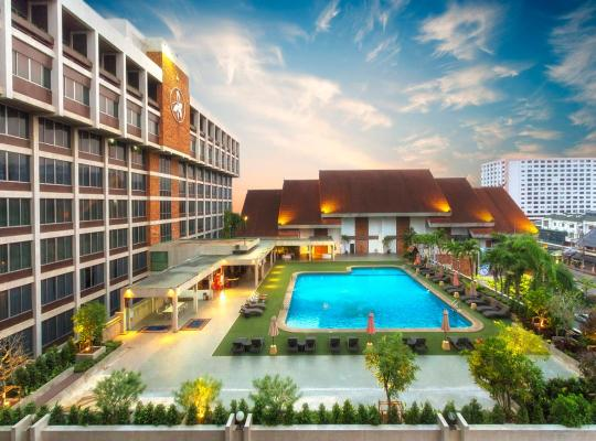 Hotel Valokuvat: Chiang Mai Orchid Hotel