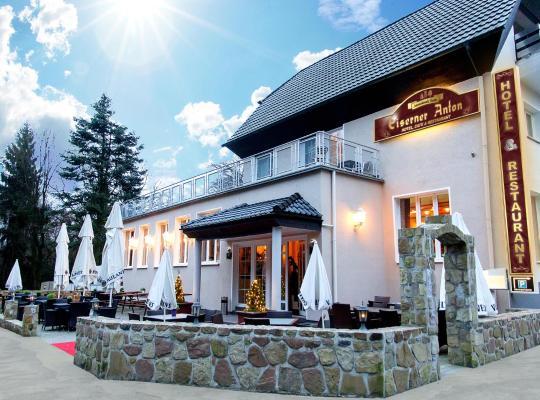 Φωτογραφίες του ξενοδοχείου: Hotel & Restaurant Eiserner Anton