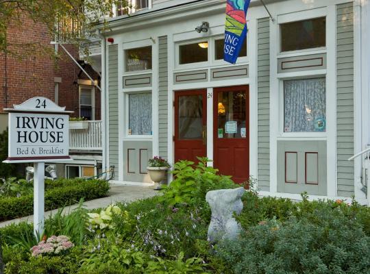 Hotel bilder: Irving House at Harvard