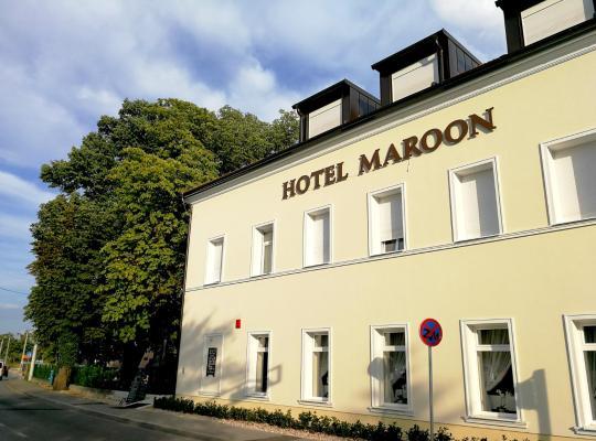Otel fotoğrafları: Hotel Maroon