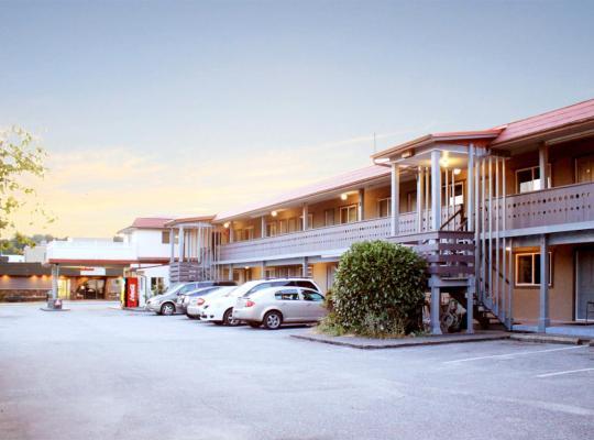 Хотел снимки: Cozy Court Motel