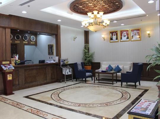 Képek: Al Diar Mina Hotel