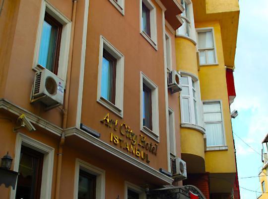 Fotografii: Art City Hotel Istanbul