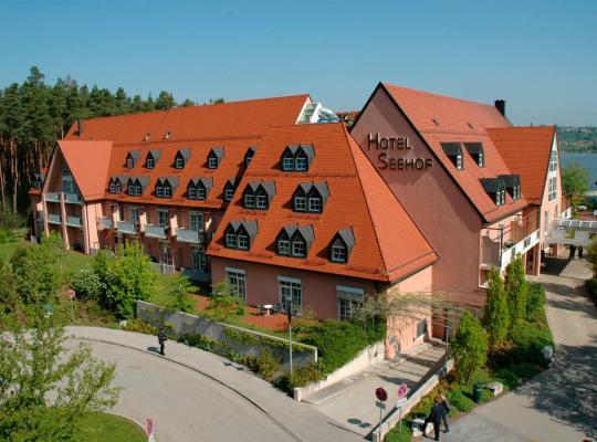 Hotel photos: Strandhotel Seehof
