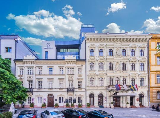 Hotel Valokuvat: Hotel President