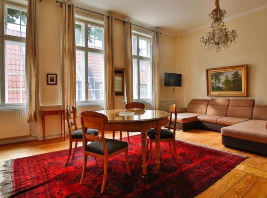 Otel fotoğrafları: Coco-Apartment-ROMEO-fuer-bis-zu-4-Personen