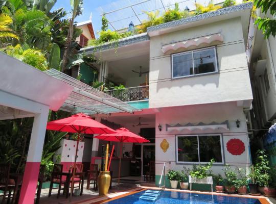 Hotel photos: The Little Garden Boutique Hotel
