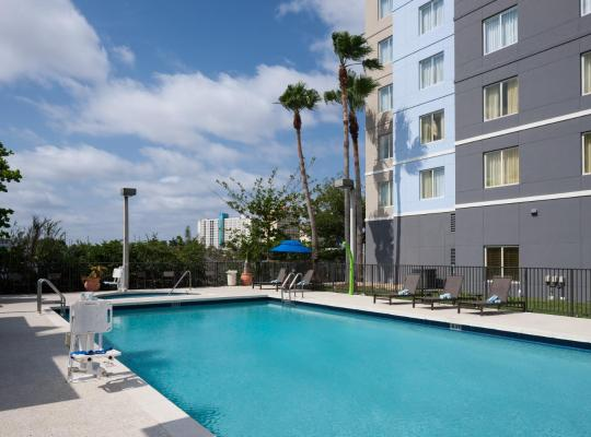 Foto dell'hotel: Homewood Suites Miami Airport/Blue Lagoon