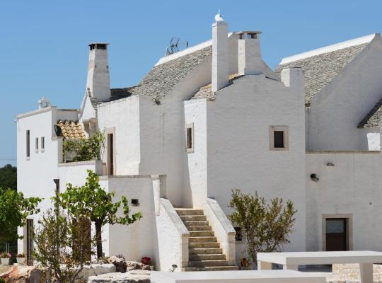 Хотел снимки: Masseria Calandrella