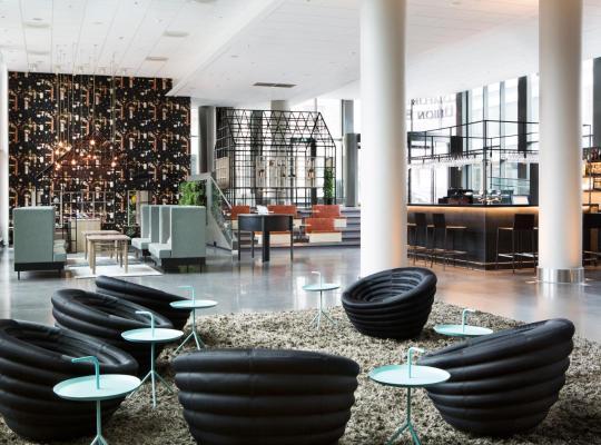 Fotografii: Comfort Hotel Union Brygge