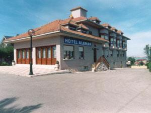 Фотографії готелю: Hotel Alemar