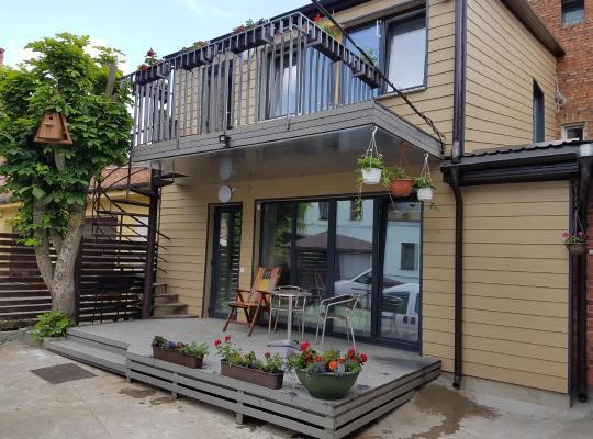 Képek: Apartment Kaunas Old City with Balcony