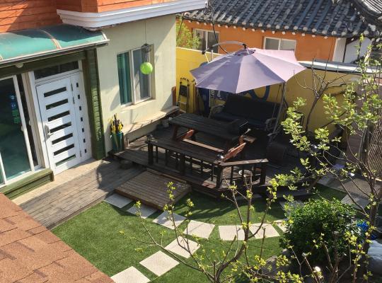 Foto dell'hotel: Gyeongju Momojein Guesthouse