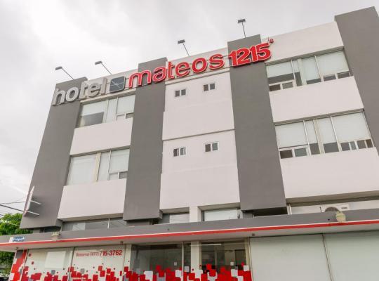 Ảnh khách sạn: Hotel Mateos 1215