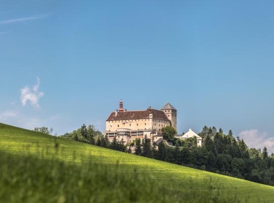 Хотел снимки: Schlosshotel Krumbach