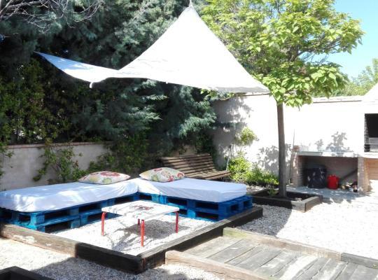 Хотел снимки: Casa La Rosa de los Vientos
