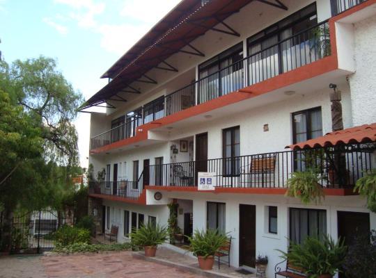 Фотографії готелю: Hotel Quinta Arantxa
