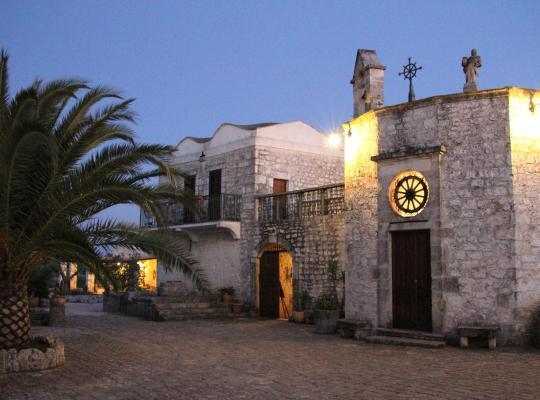 Foto dell'hotel: Masseria Tolla B&B