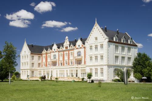 酒店照片: Balneario Palacio de las Salinas