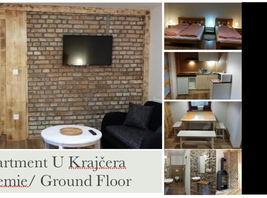 Otel fotoğrafları: Apartment U Krajčera