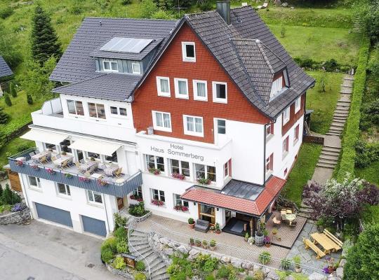ホテルの写真: Haus Sommerberg