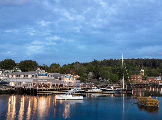 Hotel bilder: Boothbay Harbor Oceanside Golf Resort