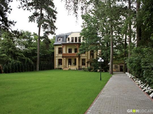 होटल तस्वीरें: Residenz Villa Kult