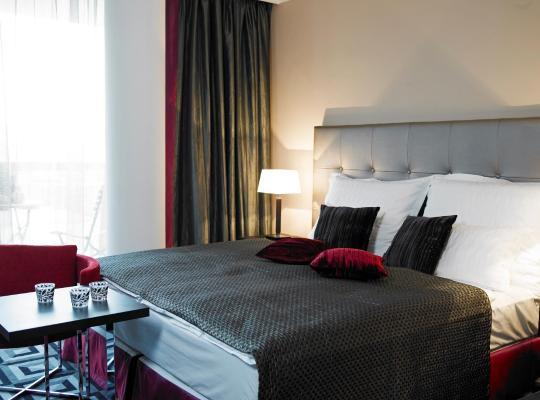 Φωτογραφίες του ξενοδοχείου: Hotel Belvedere Budapest
