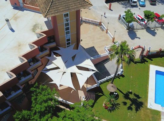 Hotel foto 's: Hotel El Mirador de Rute