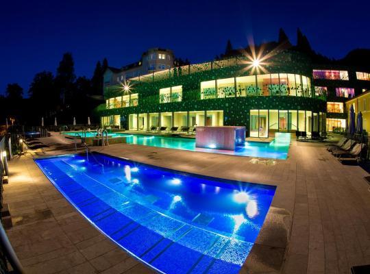 Hotel foto: Rimske Terme - Hotel Zdraviliski Dvor