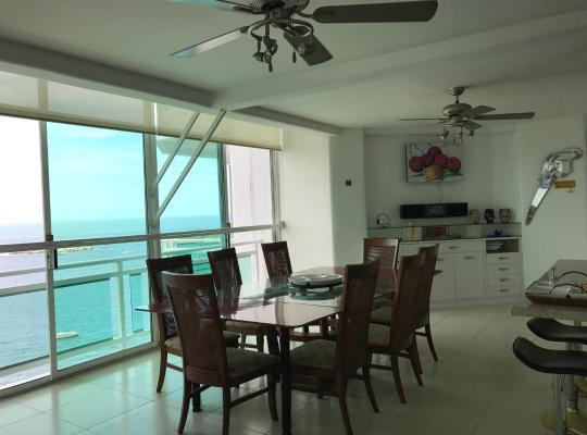 Фотографії готелю: Condominio Brisas de Boca Chica