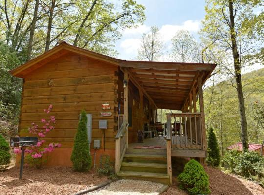 Hotel bilder: Red Barn Cabin